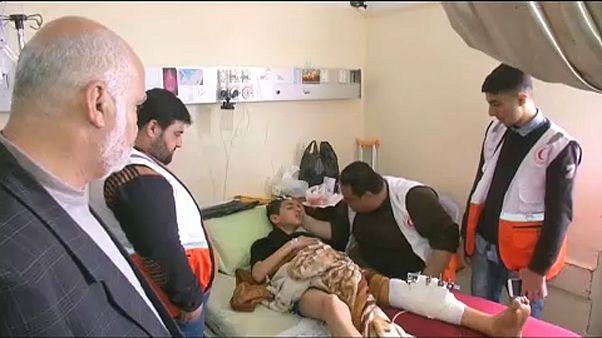 استغاثة من نقص الأدوية والمعدات الطبية بغزة