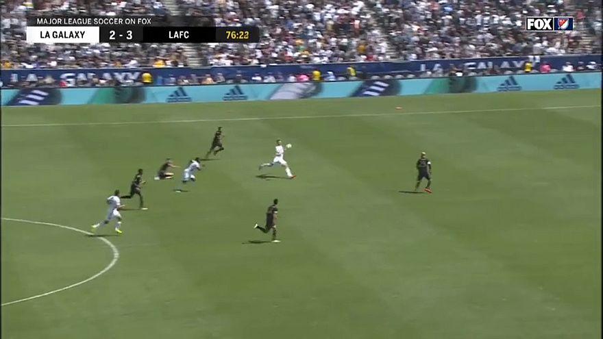 Major League Soccer: Ibrahimovic, esordio con eurogol
