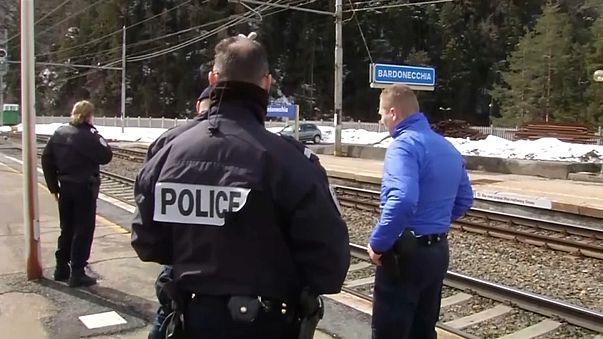 В Италии заведено дело против французских полицейских