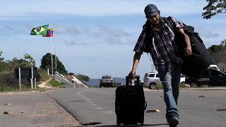 Fronteira Brasil-Venezuela vai ter estrutura permanente de apoio