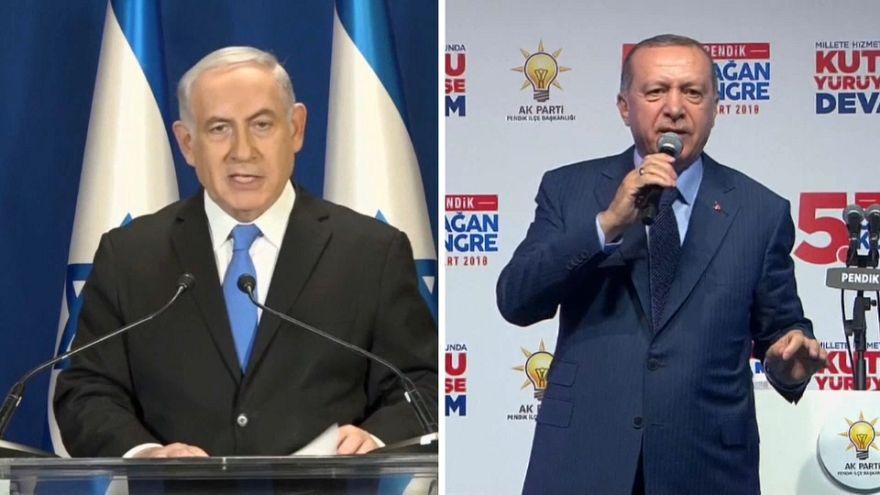 Erdoğan ve Netanyahu arasında Gazze gerilimi