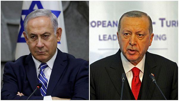 اردوغان: نتانیاهو تروریست است
