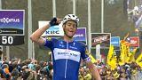 ترپسترا فاتح تور دوچرخه سواری بلژیک