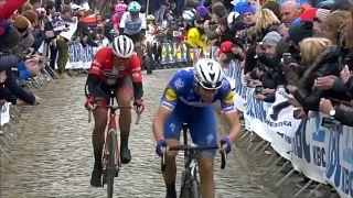 Flanders Turu erkeklerde zafer Terpstra'nın