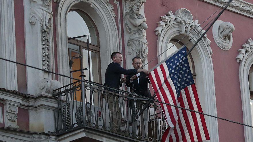 «Οι ΗΠΑ απελαύνουν φίλους» λέει ο Ρώσος πρεσβευτής στην Ουάσινγκτον - Αντίμετρα από τη Μόσχα