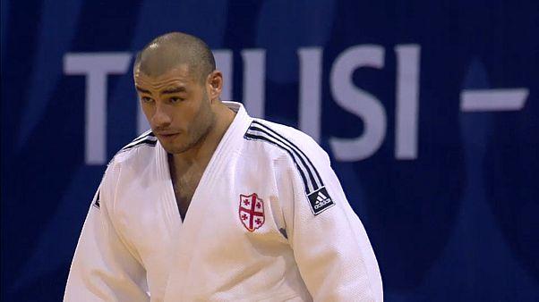 Georgia's Guram Tushishvili fights back at Tbilisi Grand Prix