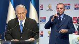 """Erdogan acusa a Israel de """"Estado terrorista"""""""