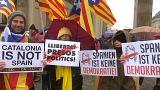 """Puigdemont """"preocupado"""" com possível extradição"""