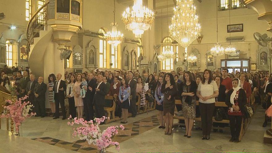 Orta Doğu'da Paskalya törenleri