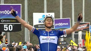 Niki Terpstra vence Tour da Flandres