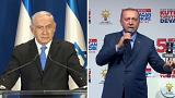 Netanyahu & Erdogan trade verbal blows over Gaza