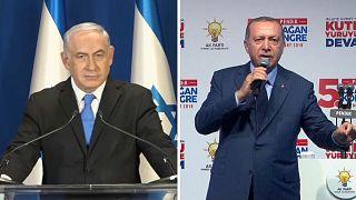 Netanyahu & Erdogan trade verbal blows over Gaza