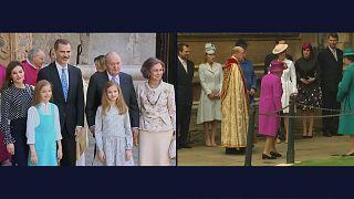 Как отметили Пасху королевские семьи Европы