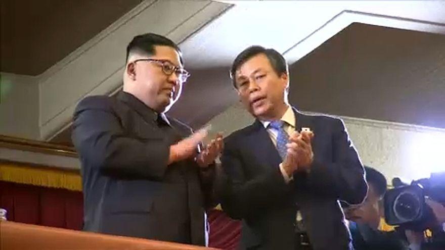 Koncert hozta össze a két Koreát