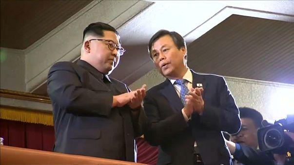 Ким Чен Ыну понравился K-Pop