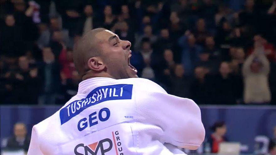 Die Judo-Helden von Tiflis