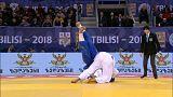 Jorge Fonseca arrecada medalha de bronze no Grande Prémio de Tbilissi