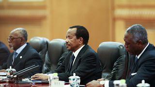 الرئيس الكاميروني الحالي بول بييا
