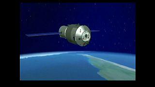 تحطم المختبر الفضائي تيانقونغ-1 فوق جنوب المحيط الهادي