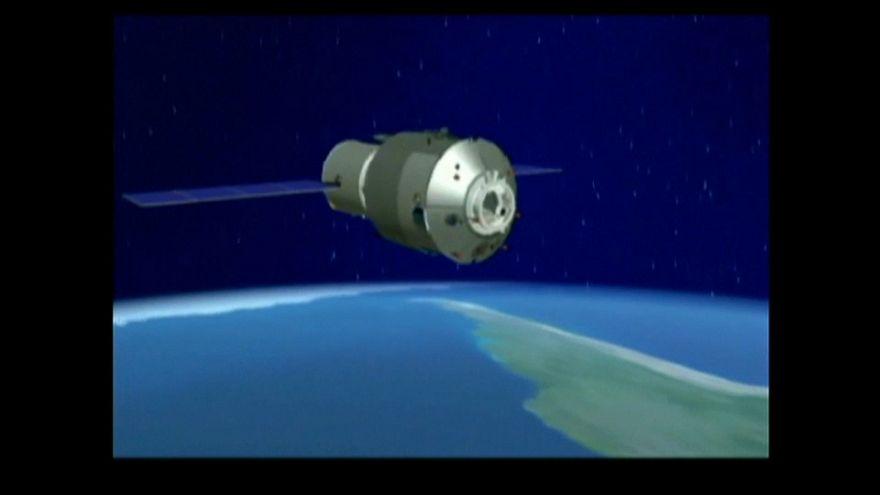 Estação espacial chinesa já caiu na Terra