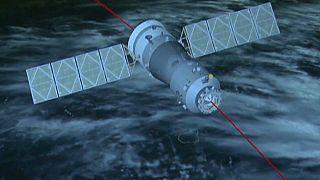 El Tiangong-1 se desintegró sobre el Pacífico sur