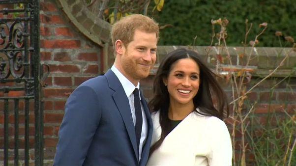 الأمير هاري وخطيبته ميغان يختاران منسقة زهور معروفة في عالم الأزياء