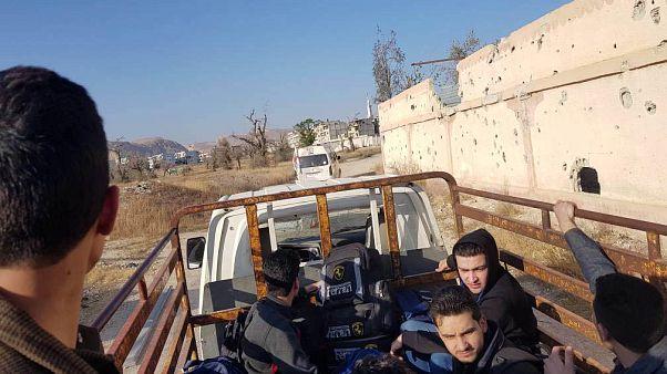 Anlaşmaya varıldı muhalifler Doğu Guta ve Duma'yı terk edecek
