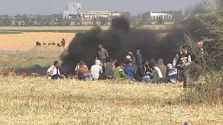 El aumento de tensión en Gaza altera la celebración de la Semana Santa en Palestina