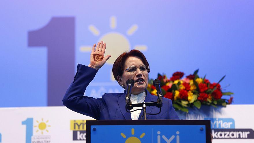 Yeniden genel başkanlığa seçilen Akşener: Devleti yönetmeye hazırız