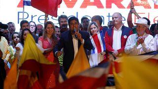 Carlos Alvarado, le président rockeur du Costa Rica