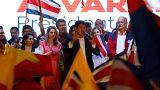 Κόστα Ρίκα - Εκλογές: Νίκη της κεντροαριστεράς
