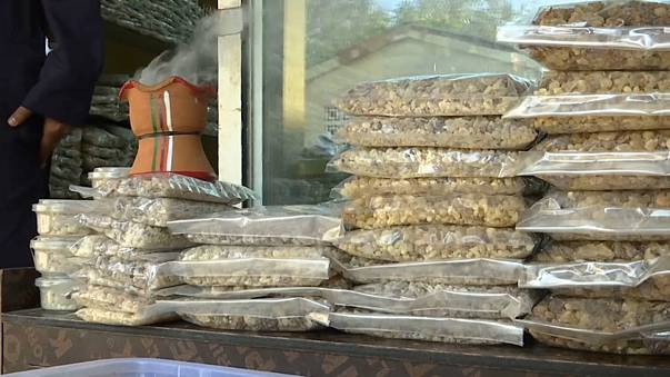 اللبان في أسواق عمان
