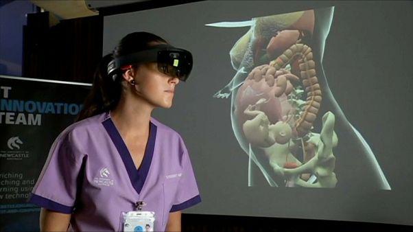 تكنولوجيا ثلاثية الأبعاد تُجسد حالة الأجنة في بطون أمهاتهم