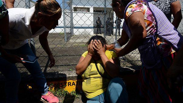 Mexique : au moins sept morts dans une mutinerie