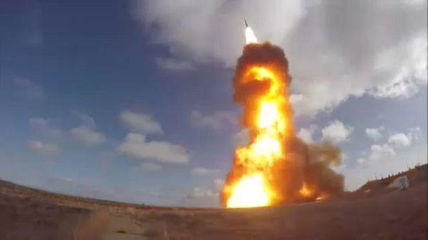 Fejlesztik a moszkvai rakétapajzsot