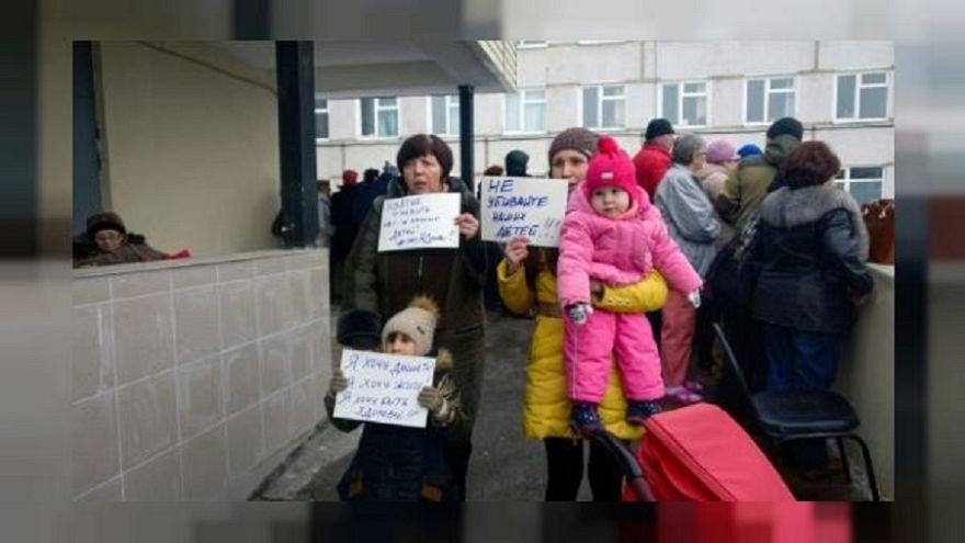 Russia: Volokolamsk vuole respirare