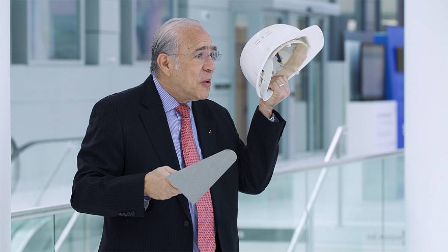 Real Stuff: OECD's Secretary General Constructs His Vision For Europe