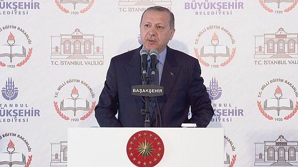 Erdoğan: Eğitim ve kültür konusunda istediğimiz seviyeye gelemedik