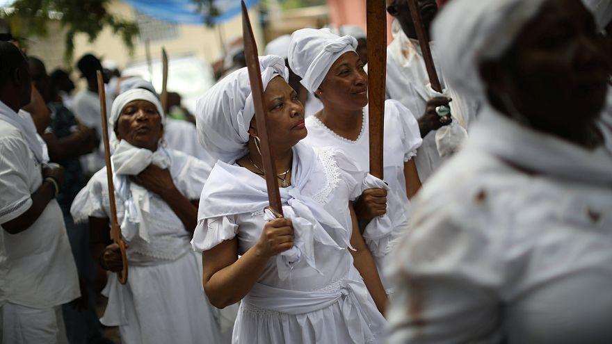 أتباع الفودو في هايتي