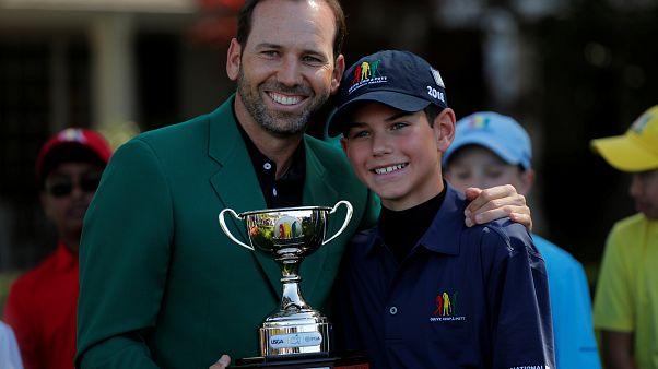 Golf-Masters: Jagd aufs grüne Jackett