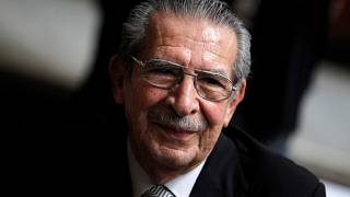 Enterro de Ríos Montt, o carrasco da Guatemala