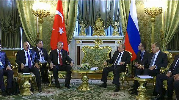 Suriye konulu Türkiye-Rusya-İran üçlü zirvesi Ankara'da yapılacak