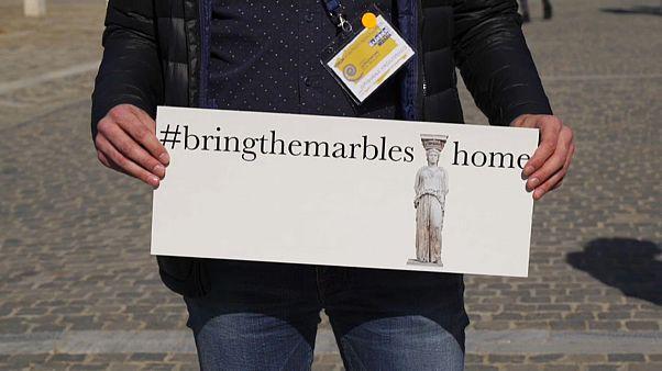 """""""Elgin-Marmor"""": Junge Auslandsgriechen kämpfen für ihre Kultur"""