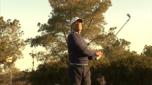 Tiger Woods prepara ataque a Sergio Garcia