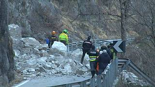 Val Vigezzo: sopralluoghi e chiusure dopo la frana mortale