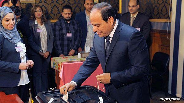 Egypte : Abdel Fattah al-Sissi réélu président avec 97,08 % des suffrages
