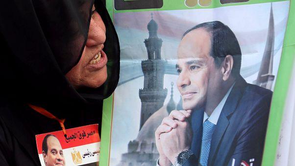 Egitto: al-Sisi rieletto con il 97% dei voti, l'affluenza al 41%
