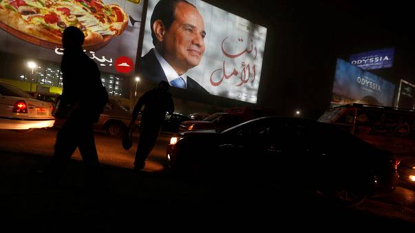 Mısır'daki seçimlerde Sisi yüzde 97 oyla yeniden seçildi