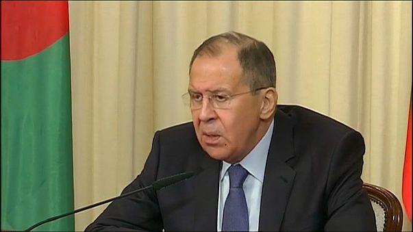 """Lavrov: """"Rus ajanın zehirlenmesi İngiltere'nin çıkarına uygun"""""""
