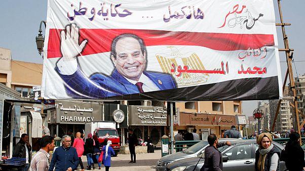 تبلیغات انتخابات ریاست جمهوری عبدالفتاح سیسی